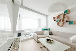 Kleines wohnzimmer modern einrichten tipps und beispiele for Wohnzimmer weiß einrichten