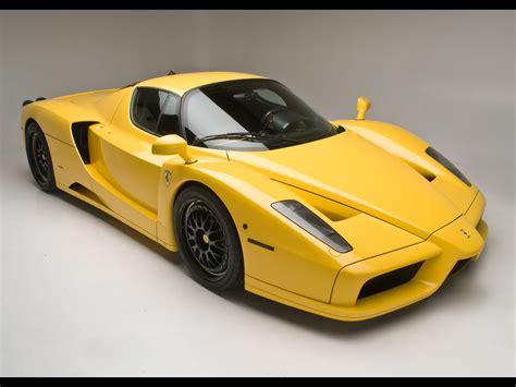 ferrari yellow yellow ferrari enzo wallpaper cars wallpapers and