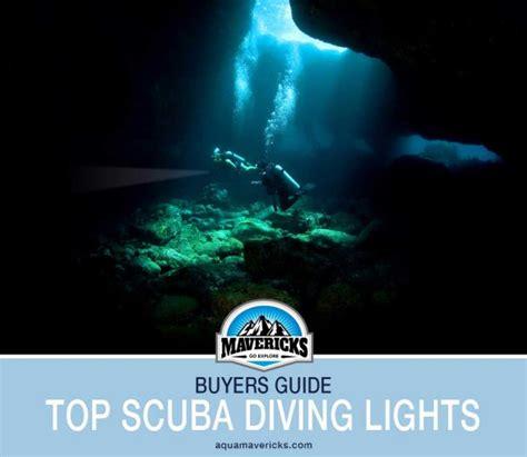 dive light scuba torch  complete buyers guide