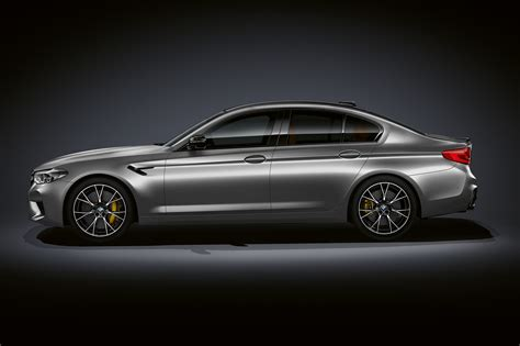 Bmw 5 Series Sedan Backgrounds by 2019 Bmw M5 Competition Makes 617 Horsepower Automobile
