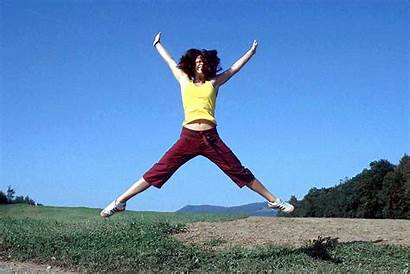 Jumping Health Teenager Without Uh Fitness Edu