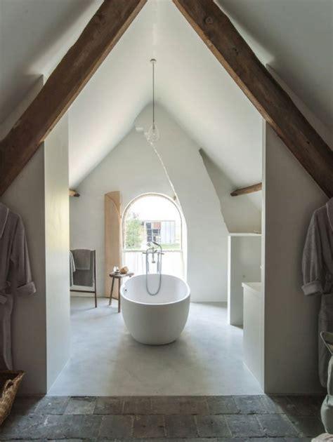 attic bathroom 38 practical attic bathroom design ideas digsdigs