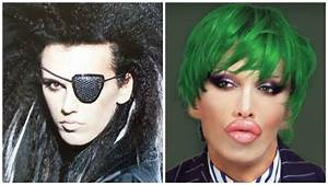 Pete Burns You Spin Me Round