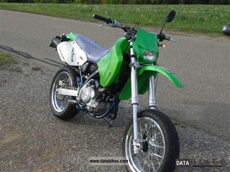 Klx Supermoto by 1994 Kawasaki Klx 650 R Supermoto