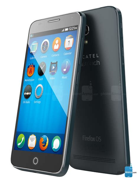one touch phone alcatel onetouch s specs