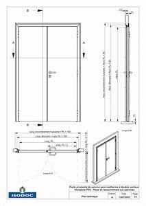 Largeur Fenetre Double Battant : porte de service double battant 0 porte pivotante de ~ Edinachiropracticcenter.com Idées de Décoration