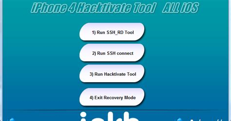 Hacktivate & Bypass Iphone 4 Ios7 Remove Icloud 100% Tested