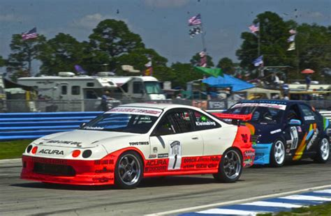 Acura Racing by History Of Winning Realtime Racing And Acura