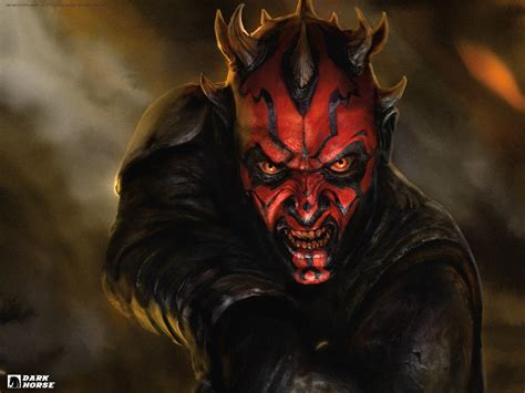 Where Does Darth Maul Fit Into The Grand Scheme Of Things