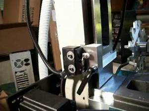G0704 Z Axis Home Limit Switches Wmv