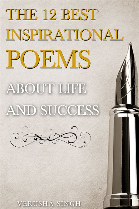 Smashwords - The 12 Best Inspirational Poems About Life ...