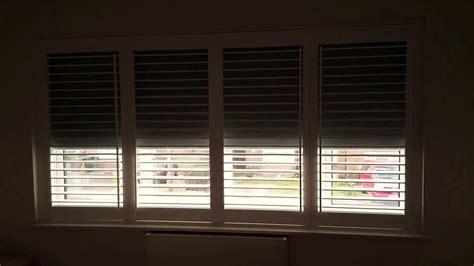 Blackout Window Blinds by Window Shutters In Cannock Lichfield Stafford