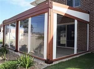 Chiusure per esterni in pvc per balconi,verande,porticati,bar