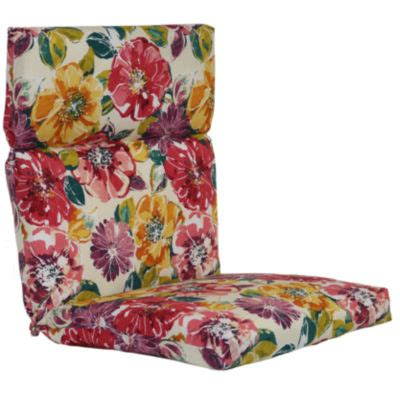 jcpenney patio cushions outdoor oasis patio chair cushion jcpenney