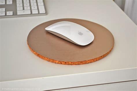 ways  craft   mousepad   materials