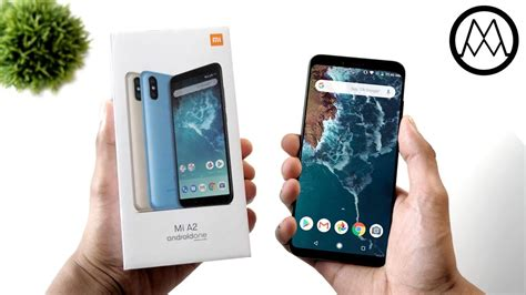 mi a2 unboxing review xiaomi mi a2 unboxing and review youtube