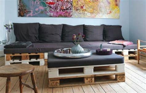 canape palette le canapé en palette nos nouvelles idées de récup
