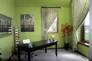 green interior paint ideas