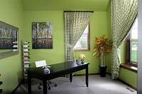 perfect office color ideas black and white Paint Color Ideas For Home Office - talentneeds.com