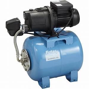 Pompe A Eau Surpresseur : surpresseur automatique flotec waterpress 1000 d bit max ~ Dailycaller-alerts.com Idées de Décoration