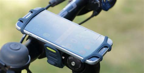 handy am fahrrad fahrrad handyhalterung test das smartphone am lenker 2019