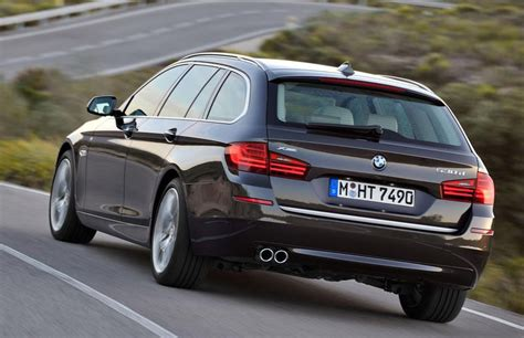 Bmw 5 Series Touring Photo by Bmw 5 Series Touring F11 Estate Car Wagon 2013 Reviews