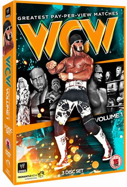 Ppv Dvd Wcw Matches Greatest Vol Wwe
