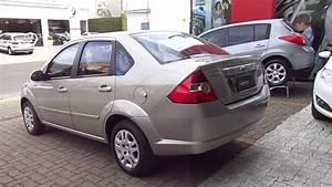 Ford Fiesta Sedan 1 6 8v  Flex  2005