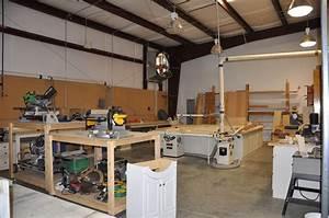 Carpenter Workshop - PHC Restoration Lillington, NC