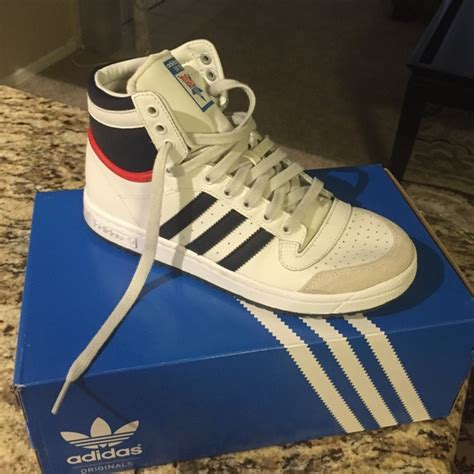 36% Off Adidas Shoes  Adidas Top Ten High Tops From
