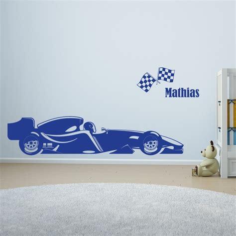 prix chambre formule 1 sticker formule 1 personnalisé décoration voiture de
