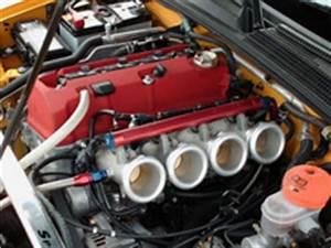 Honda    Acura K20a Twm Itb  Individual Throttle Bodies  Rsx