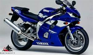 Yamaha R6 Specifiactions 1998