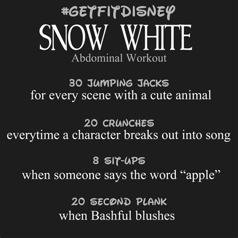 Don Sit Idle While Watching Your Favorite Disney Movies