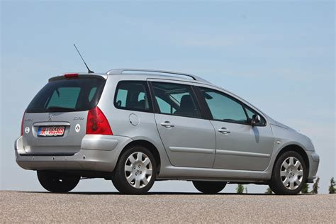 Peugeot Station Wagon 2003 peugeot 307 station wagon pictures information and