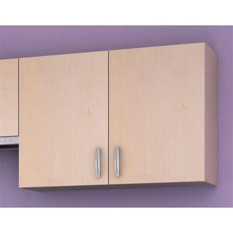 element haut de cuisine paprika meuble de cuisine haut 100 cm 2 portes achat