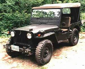 Willys Cj3a 12v Conversion Wiring Diagram  Willys  Free Engine Image For User Manual Download