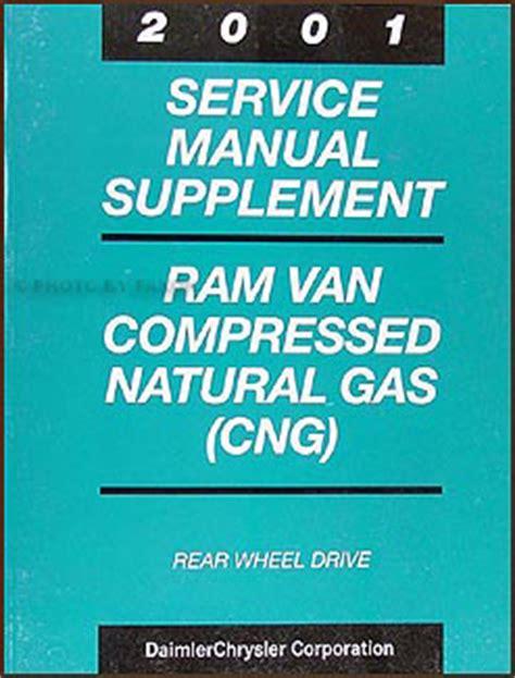 manual repair free 2001 dodge ram van 3500 engine control 2001 dodge ram van wagon repair shop manual original b1500 b3500