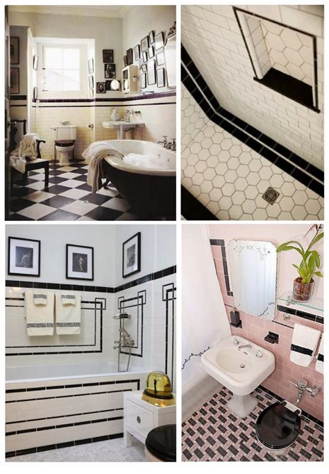 30 great pictures and ideas art nouveau bathroom tiles