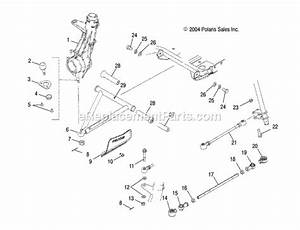 Polaris A05mh50ab Parts List And Diagram