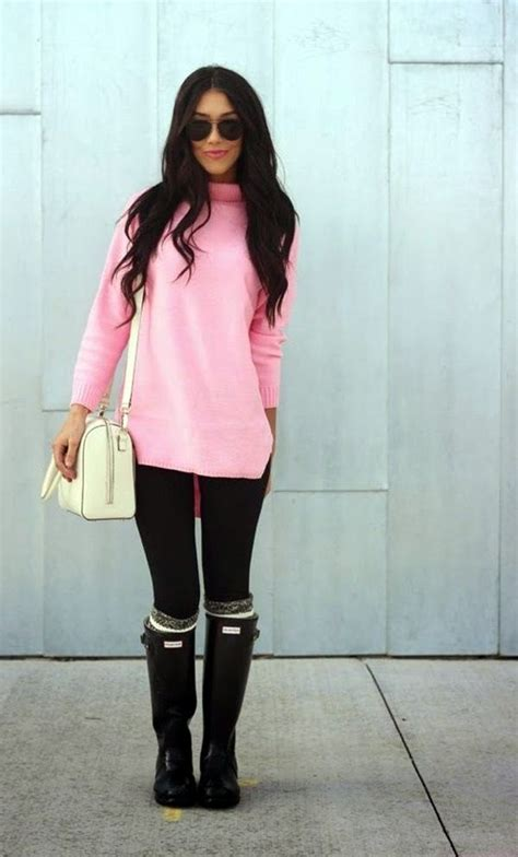 1000+ ideas about Rainy Day Outfits on Pinterest | Day Outfits Rain Boots and Hunter Boots
