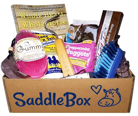 horse lovers gifts treats recipes saddlebox treat homemade gift gourmet box perfect horses equestrian giftlab healthy personalized