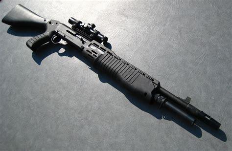 Shotgun Full Hd Wallpaper And Background Image