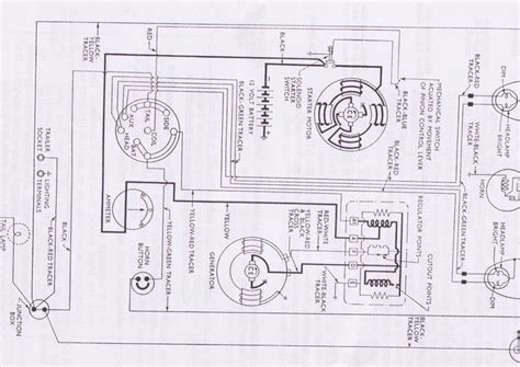 power major wiring diagram fordson forum yesterday s