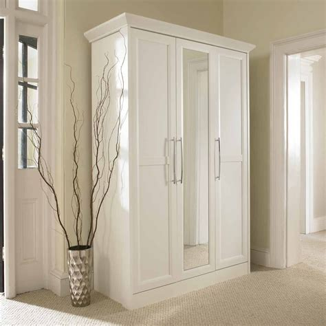 White Armoire With Mirrored Door by Image Of Door Mirrored Armoire Chifferobes