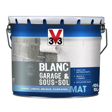machine a laver dans la cuisine peinture blanche mur et plafond garage et sous sol v33
