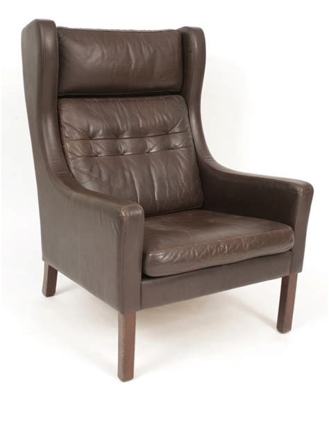 leather wingback chairs modern furniture