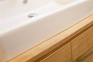 Waschtischplatte Holz Für Aufsatzwaschbecken : waschtisch holz mit aufsatzwaschbecken ~ Lizthompson.info Haus und Dekorationen