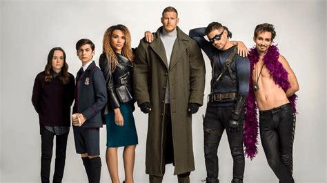 Netflix | Segunda temporada de 'The Umbrella Academy ...