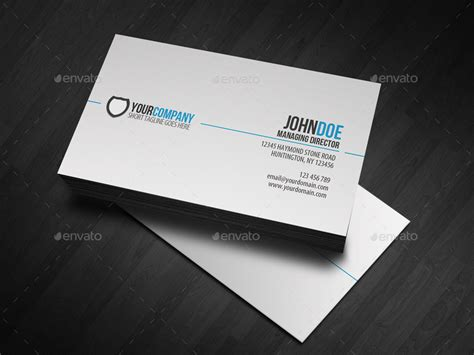 professional business card templates psd pages